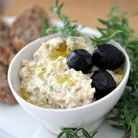 Baba ghanouj (caviar d'aubergines) - recette libanaise