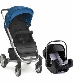 Nuna Tavo Travel System - Mykonos Car Seat And Stroller fd477bbb24