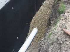 drainage on pinterest drainage solutions how to build
