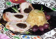 Sushi, Bacon, Pork, Menu, Chicken, Ethnic Recipes, Kale Stir Fry, Menu Board Design, Pork Chops