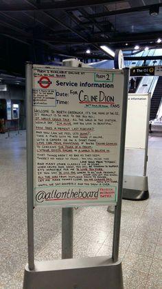 Celine Dion concert,  O2arena,London