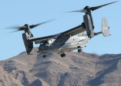 CV-22 Osprey (click here to open a new window with this photo in computer wallpaper format)