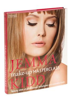 $24.99 Jemma Kidd Make-Up Book. To the person on your list who has the entire Kevyn Aucoin book collection.