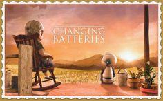 """""""CAMBIO DE PILAS"""" VALORES. AMISTAD, RELACIONES FAMILIARES https://vimeo.com/album/2298055/video/115614549 Un hijo envía a su madre anciana un robot doméstico. Entre la anciana y el robot nacerá una amistad que durará hasta su muerte, la de ambos."""