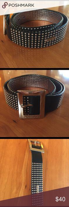 Michael Kors belt Silver studded belt by Michael Kors Michael Kors Accessories Belts