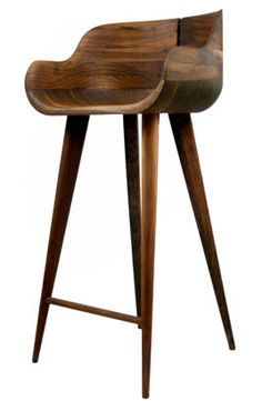 Smarter Alec: Organic Modernism: great stool