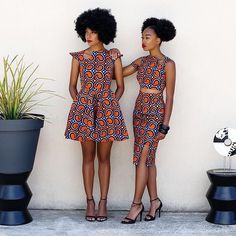 Perfect for slaying ankara styles, these ankara styles are for our beautiful slay queens. EVeryday slaying is a habit African Inspired Fashion, African Men Fashion, African Wear, African Attire, African Fashion Dresses, African Beauty, African Women, African Dress, Fashion Outfits