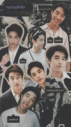 Wallpaper Aesthetic, Thai Tea, Boys Wallpaper, Cute Gay Couples, Boy Pictures, Thai Drama, Tumblr Boys, Homescreen, Handsome Boys