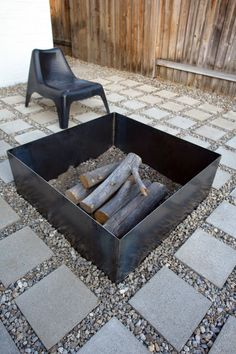 DIY COLLECTION 1: DYI firepit