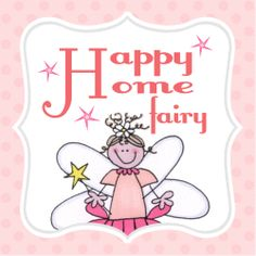 Happy Home Fairy- tons of cute ideas and crafts!
