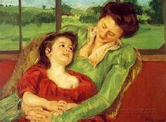 Love Mary Cassat : )