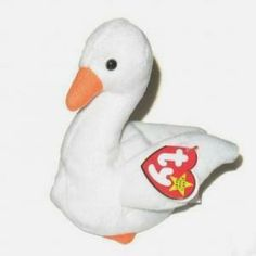 ty beanie baby Swan Gracie 1996 MWMT free shipping by BusyQueen Beanie  Babies eff84cde9811