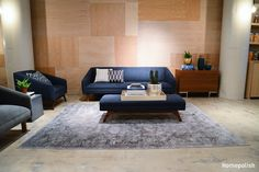 GILT - A common space for a modern company @Homepolish NYC