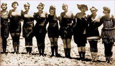 Vintage Bathing Beauties...