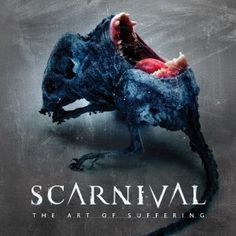 Scarnival - The Art Of Suffering 3.5/5 Sterne