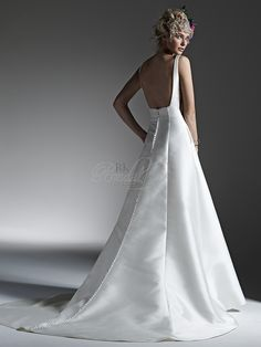Sottero & Midgley by Maggie Sottero Spring 2016 - Style 6SZ192 McCall