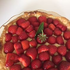 Aardbeienfeest : 3 x overheerlijke recepten met verse aardbeien
