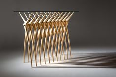 Ardu Console Table Design by Martin Gallagher