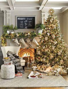 ¿Todavía no habeis puesto el árbol de Navidad? Compartimos con vosotros algunas ideas de como decorarlo. http://www.originalhouse.info/