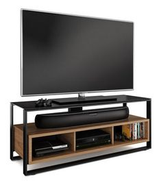Image Result For Tv Stand With Center Speaker Shelf Tv Stand With