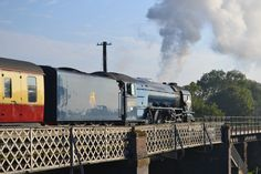 Tornado 60163 departing Wansford today 23rd September © Angie Nurse