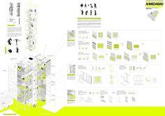 Presentamos hoy el proyecto del arquitecto Jorge Pizarro. Tutelado por Luis Pancorbo y Franca A. Sonntag en el marco del Aula PFC Arang...