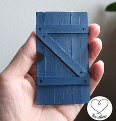 That is an imp door! (with handicraft instructions and competition) – Famous Last Words Fairy Garden Doors, Fairy Doors, Ann Wood, Diy And Crafts, Paper Crafts, Tips And Tricks, Design Blog, Miniature Houses, Miniture Things