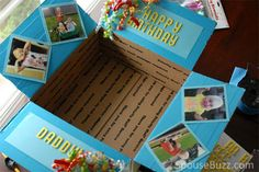 Decorate Deployment Care Package Boxes Gifts Packages Army Life