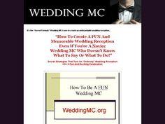Ideas for family members pinterest wedding mc toast and wedding