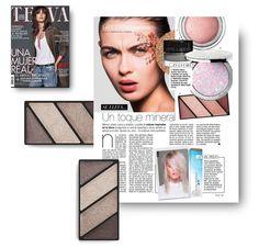 Revista Telva enero 2016. Paleta de Sombras de Ojos Minerales Mary Kay Sandstorm. #MaryKay #MaryKayEspaña #Medios #Revistas #Productos #Belleza #Maquillaje