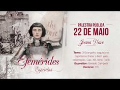 Palestra - Efeméride Joana D'arc e Explanação do Evangelho - YouTube