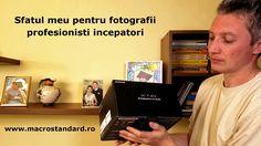 Sfatul meu prietenesc pentru fotografii profesionisti incepatori