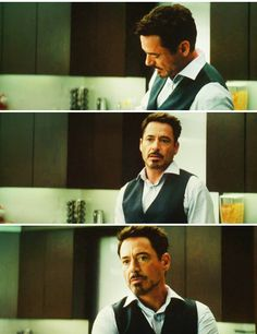 """We need to be put in check."" #TonyStark #CivilWar"