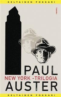 Paul Auster- New York- trilogia 7,40