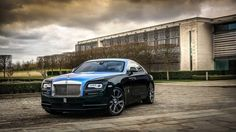 Nearly 900 Fiber Optic 'Stars' Grace the Headlining of this One-off Rolls-Royce Wraith Collab with Artist Mohammed Kazem | American Luxury