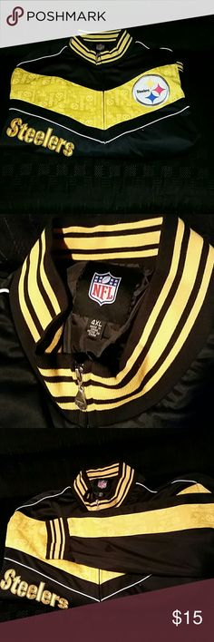 Men's NFL Steelers Jacket NFL Steelers Light Weight Jacket  (NWOT) NFL  Jackets & Coats