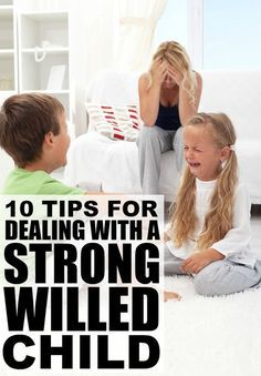 Raising a strong-willed child isn't easy. But with this collection of simple and practical tips for dealing with a strong-willed child, temper tantrums and power struggles don't have to be as intense. Parenting Toddlers, Kids And Parenting, Parenting Hacks, Practical Parenting, Parenting Classes, Parenting Quotes, Gentle Parenting, Mindful Parenting, Peaceful Parenting