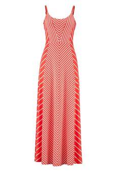 mixed striped maxi dress - maurices.com