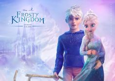 *ELSA (The Snow Queen) & JACK FROST ~ Frosty Kingdom, to be released: February 5, 2015