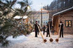 Mercatino di Natale di Brunico - Foto gentilmente fornita dal Comitato Marcketing di Brunico  / Alex Filz