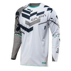 2019 Alpinestars Racer braap MX motocross Cross jersey naranja gris camisa BMX MTB