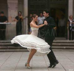 Tango Argentino dance lessons Scottsdale,