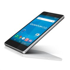 Smartphone Quantum GO Steel Grey