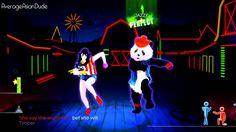 Just Dance 2014 _ Sur ma route - Black M