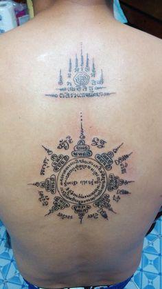 Thai sak-yant (sa-tu)