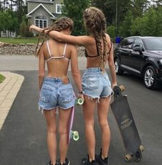 Summer Outfits Women, Girl Outfits, Skate Girl, Wattpad, Beachwear, Swimwear, Comfortable Outfits, Cut And Style, Summer Looks