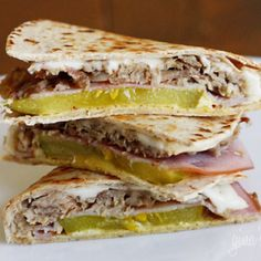 Skinny Buffalo Burger Quesadilla | Jack o'connell, Beef burgers and ...
