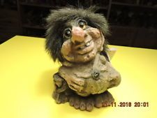 Artikelbild Troll, Lion Sculpture, Statue, Art, Craft Art, Kunst, Gcse Art, Sculpture, Sculptures