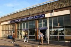 Step by Step History of Hatton Cross Tube Station in London #London #stepbystep