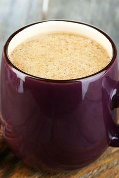 Honey and Cinnamon Nighttime Drink Recipe.